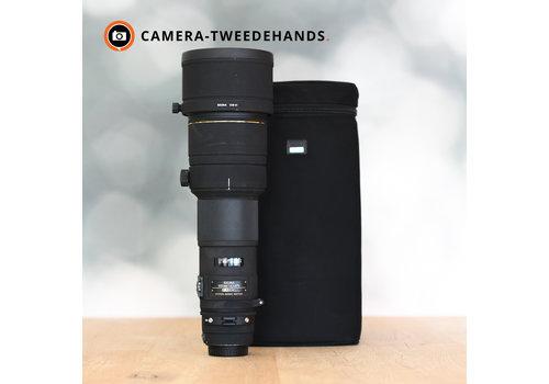 Sigma 500mm 4.5 EX DG APO HSM (Canon)