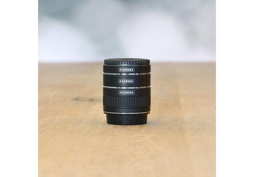 Caruba Macro tussenringen - 12/20/36 (Canon)