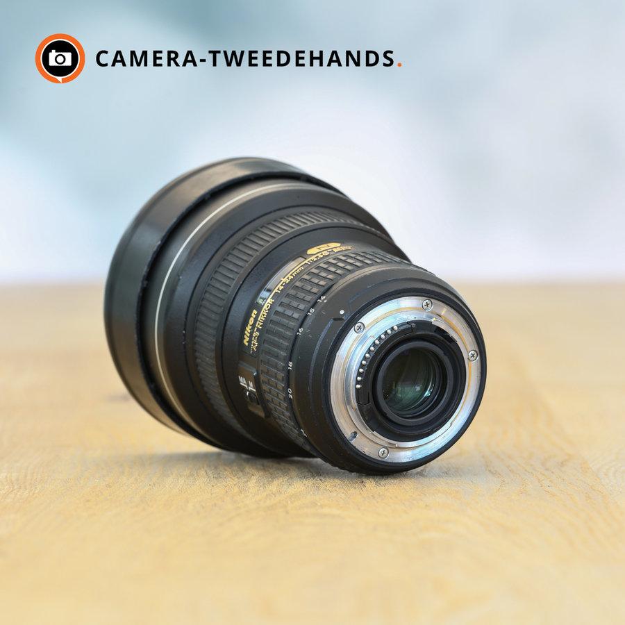 Nikon 14-24mm 2.8 G AF-S  ED  - (Plekje op glas)