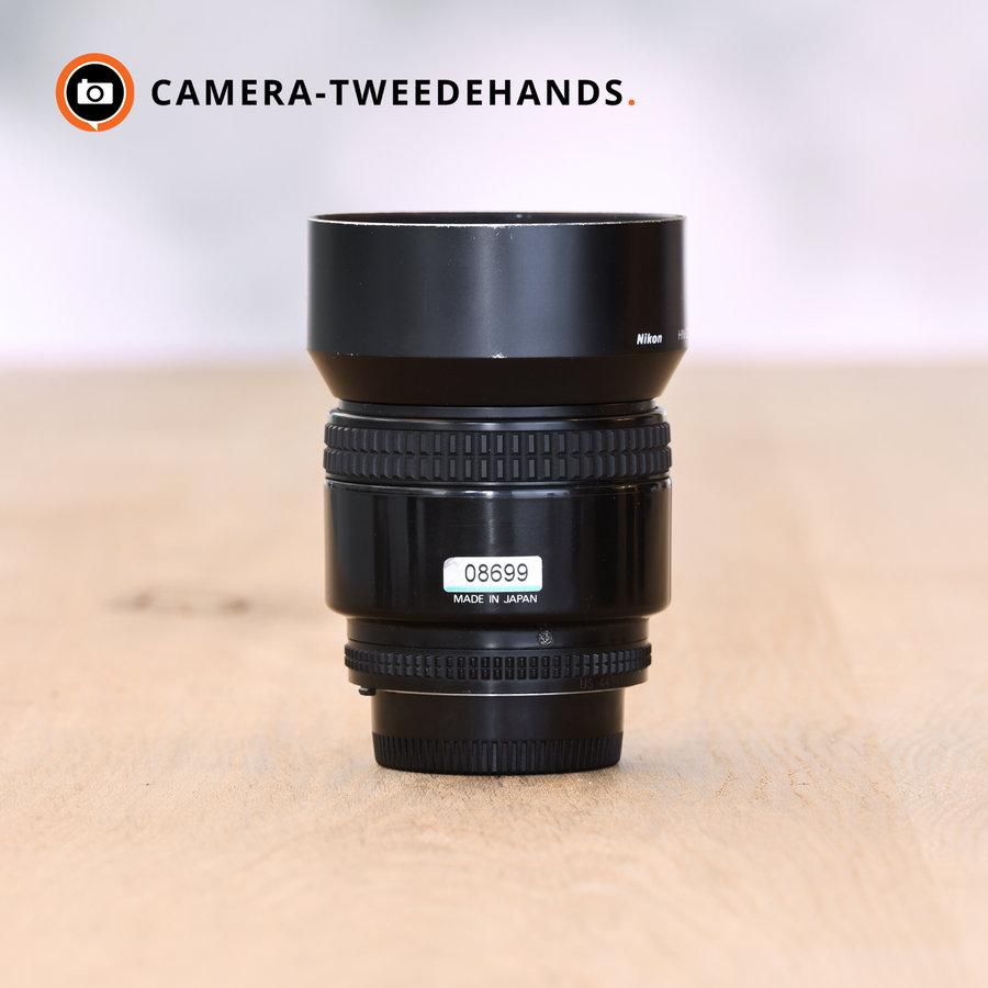 Gereserveerd -- Nikon AF 85mm F/1.8 D
