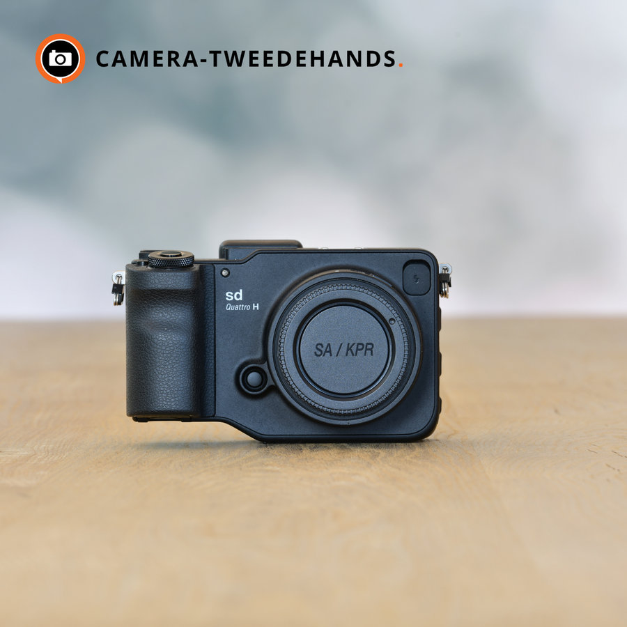 Sigma SD Quattro H Systeemcamera