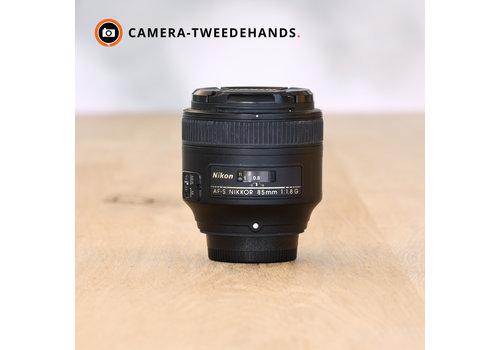 Nikon 85mm 1.8 G