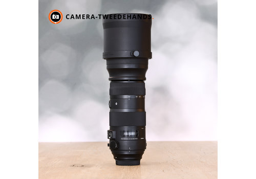 Sigma 150-600mm 5-6.3 DG OS HSM SPORT Canon