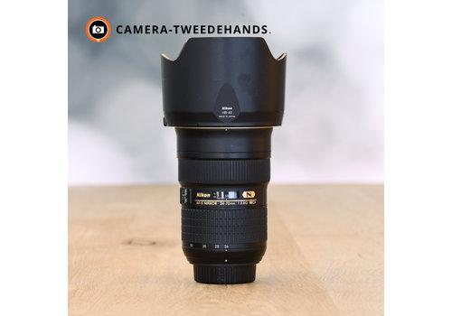 Gereserveerd -- Nikon 24-70mm 2.8 G AF-S IF-ED