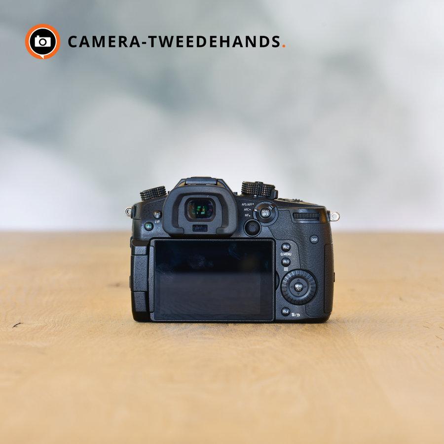 Panasonic Lumix DC-GH5 Body systeemcamera