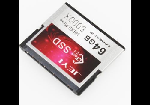 Jeyi 240GB Cfast card Speed Plus+ 5000x + Cfast reader