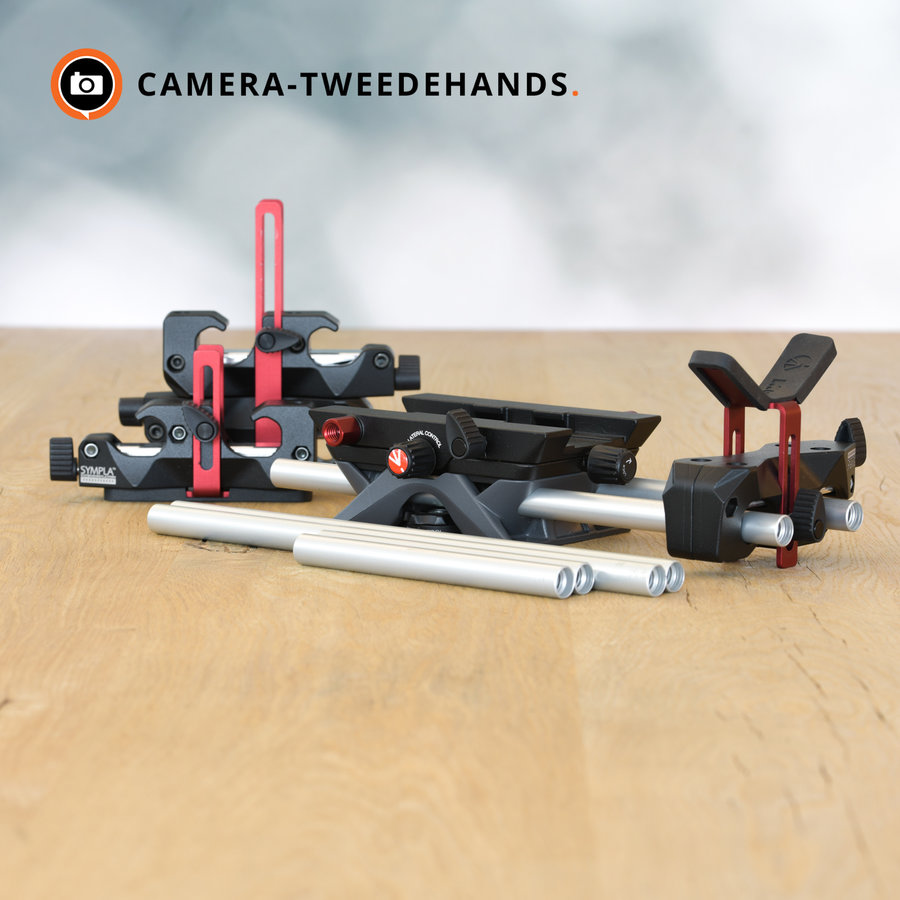 Manfrotto MVA513WK-1 - Sympla Long Lens Support Kit