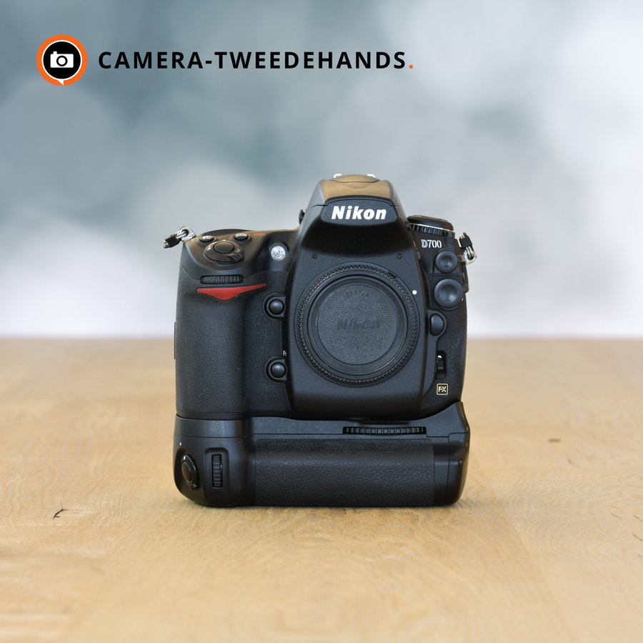 Nikon D700 - 26987 kliks