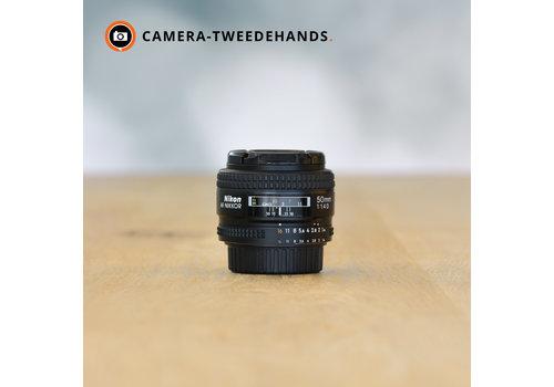 Nikon AF 50mm 1.4 D