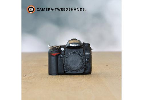 Nikon D7000 - 27200 kliks