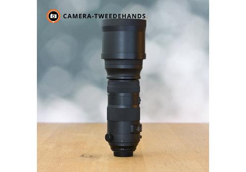 Sigma 150-600mm 5-6.3 DG OS HSM Sport -- Canon