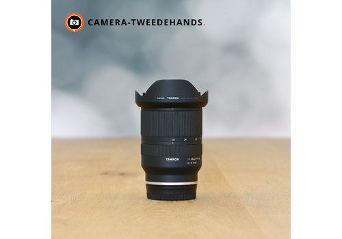 Tamron 17-28mm 2.8 DI III RXD -- Sony E-Mount