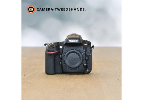 Gereserveerd - Nikon D800 -- 30.692 kliks