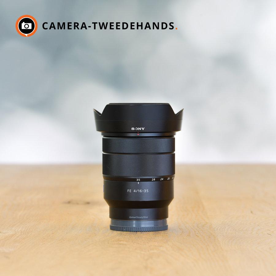 Sony 16-35mm FE 4.0 ZA OSS Vario-Tessar T*