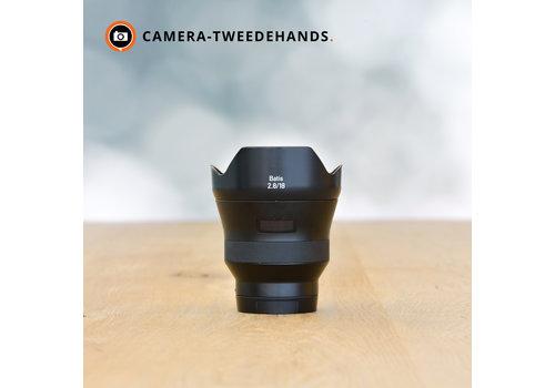Zeiss Batis 18mm 2.8 (Sony)