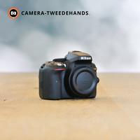 Nikon D5300 -- 7780 kliks