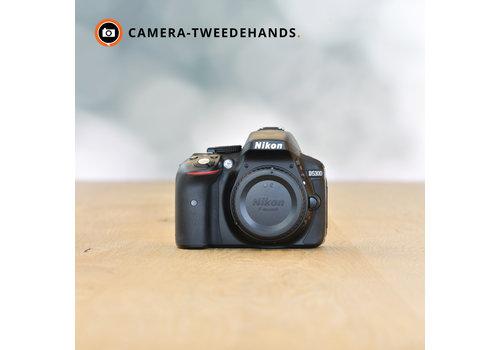 Nikon D5300 7780 kliks