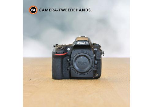 Nikon D810 - 46602 kliks