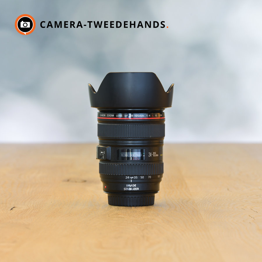 Canon EF 24-105mm 4.0 L IS USM