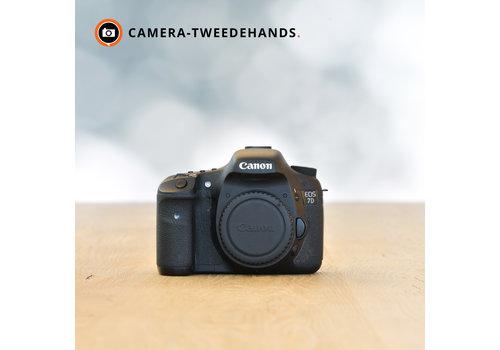 Canon 7D -- 30.892 Kliks - Gereserveerd