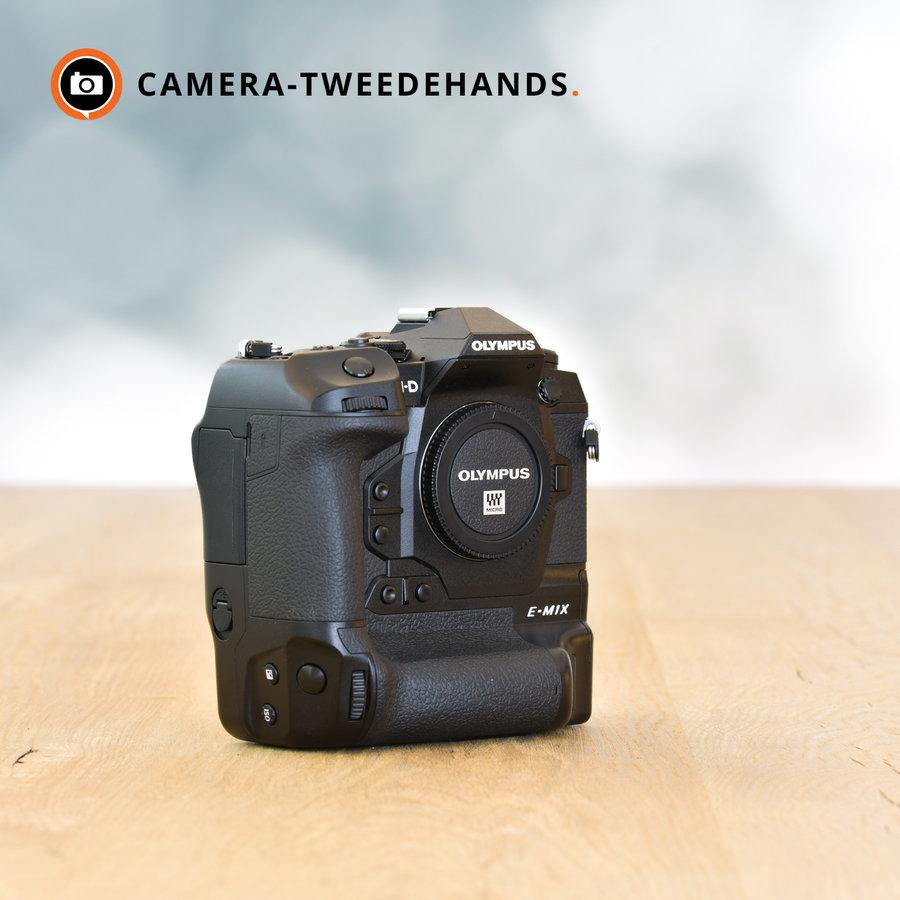 Olympus OM-D E-M1X Body - Systeemcamera