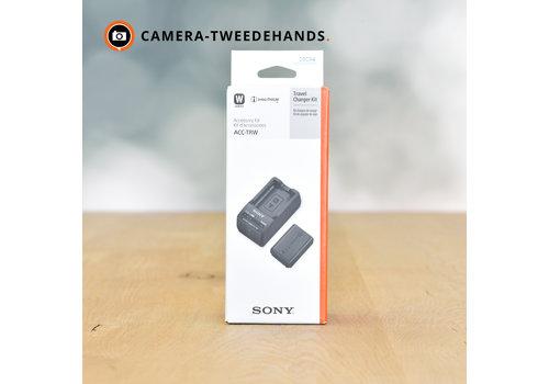 Sony ACC-TRW Kit (accu-lader + NP-FW50 accu)