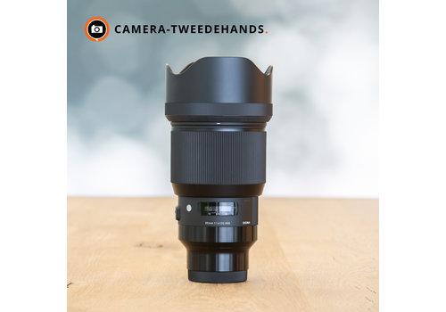 Sigma 85mm 1.4 DG HSM Art (Sony)