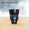 Canon Canon 85mm 1.2 L EF USM II -- Incl. BTW