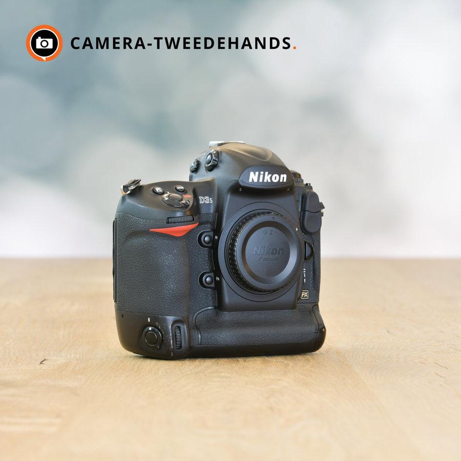 Nikon D3s -- 95.000 Kliks