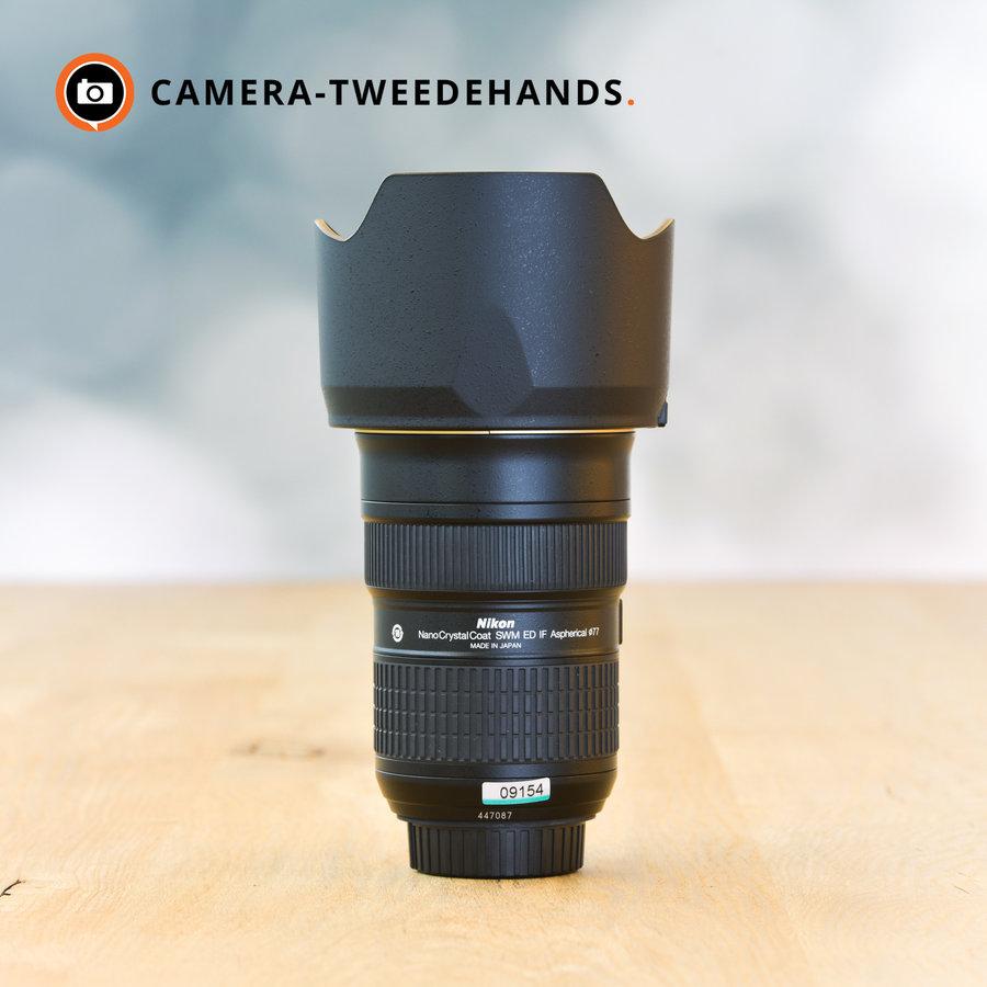Nikon 24-70mm 2.8 G AF-S ED (Beschadiging)