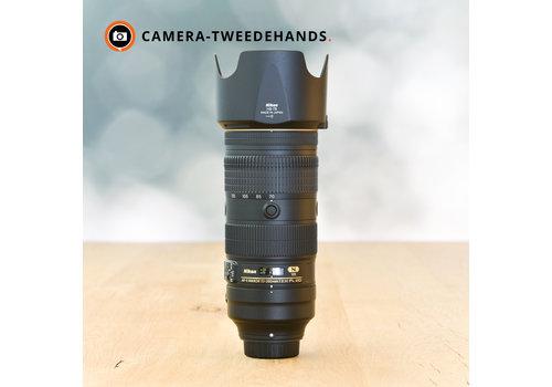 Nikon 70-200mm 2.8 E AF-S FL ED VR