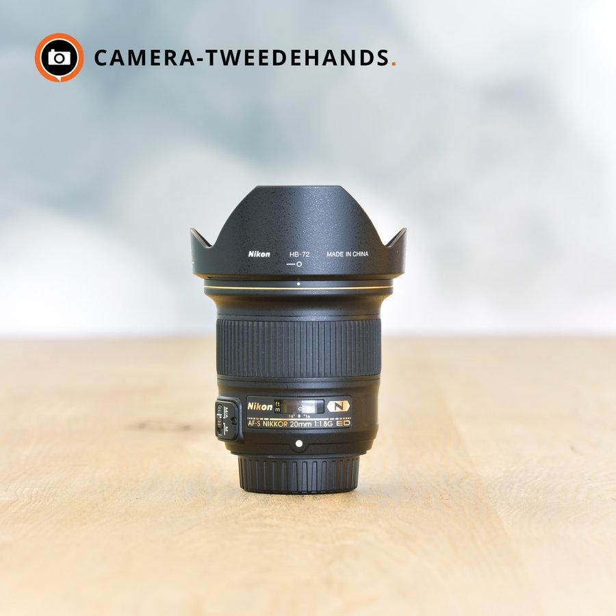 Nikon 20mm 1.8 G AF-S ED FX