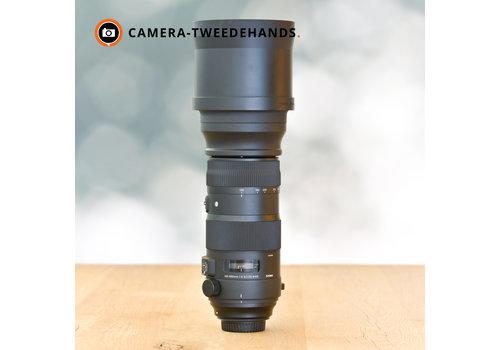 Sigma 150-600mm 5.0-6.3 DG OS HSM Sports (Canon)