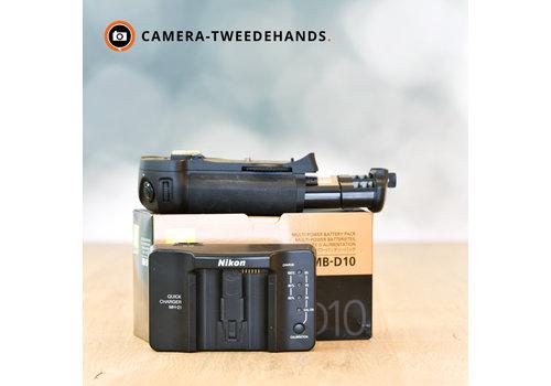 Nikon MB-D10 Boosterkit - Voor Nikon D700 / D300 / D300s