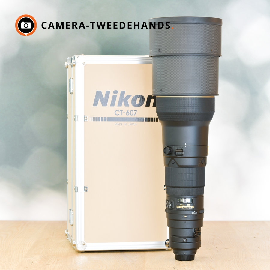 Nikon 600mm 4.0 G AF-S ED VR