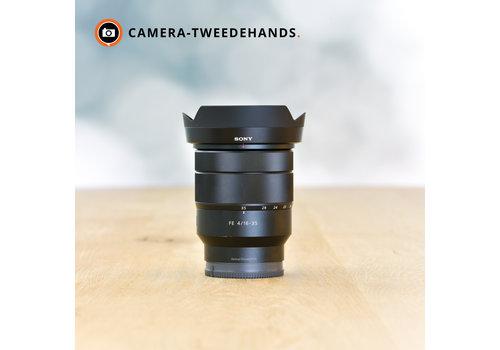 Sony FE 16-35mm 4.0 Vario-Tessar T