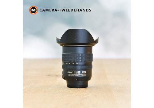 Nikon 12-24mm 4.0 G AF-S IF ED DX