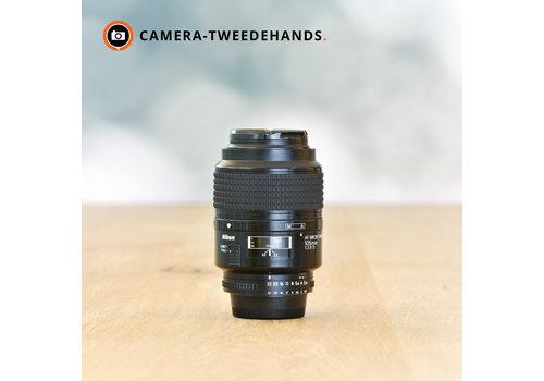 Nikon AF-D 105mm 2.8 Micro