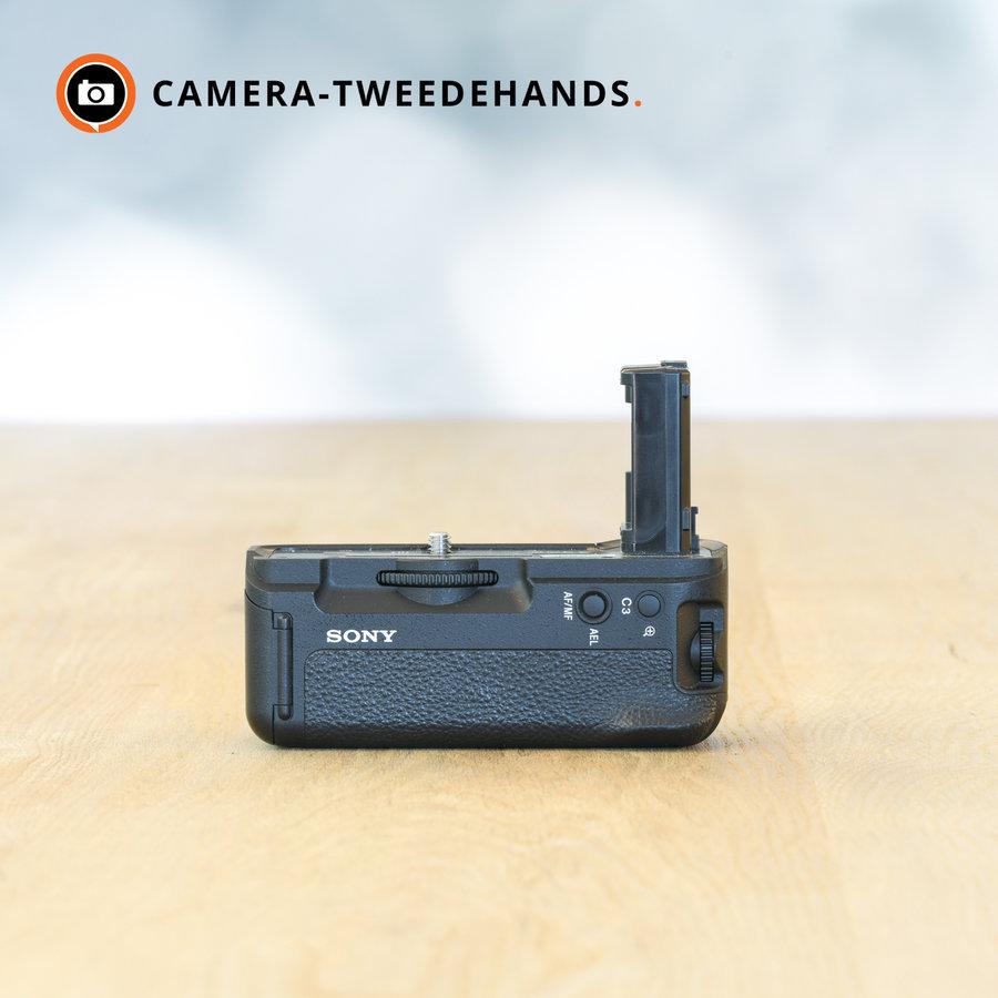 Gereserveerd -- Sony VG-C2EM Batterygrip