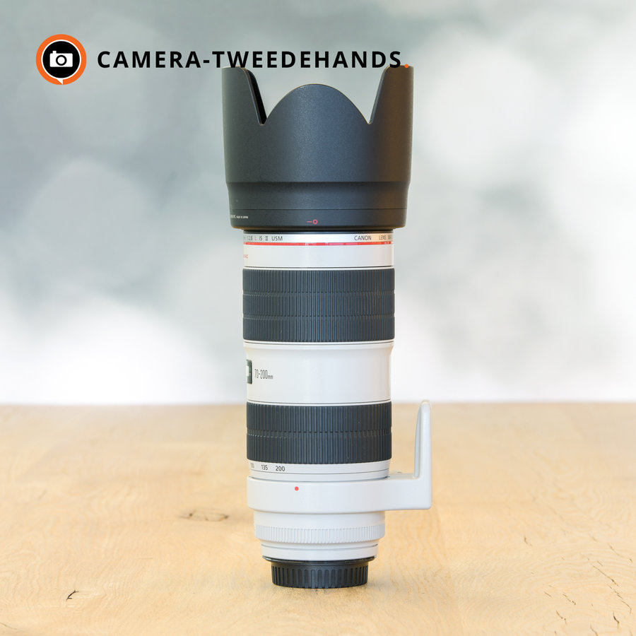 Canon 70-200mm 2.8 L EF IS USM II
