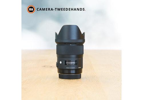 Sigma 35mm 1.4 DG HSM Art (Canon)