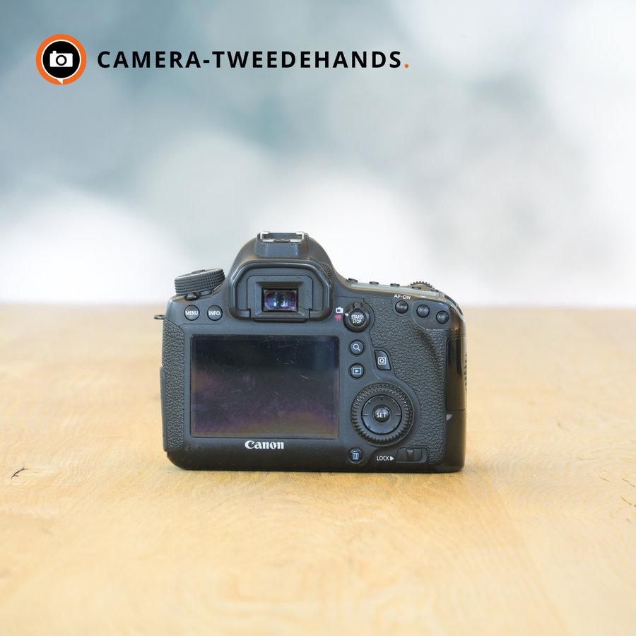 Canon 6D - 91.035 kliks