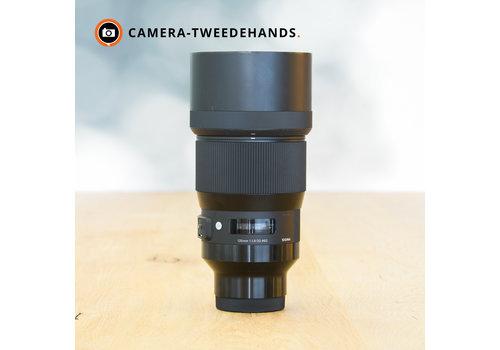 Sigma 135mm 1.8 DG HSM Art (Sony) - Gereserveerd