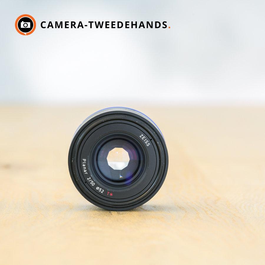 Zeiss Loxia 50mm 2.0 (Sony)
