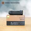 Nikon Nikon MB-D18 -- Incl. BTW - Gereserveerd