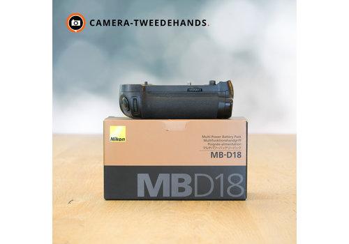 Nikon MB-D18 -- Incl. BTW
