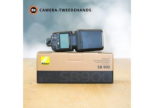 Nikon SB-900 -- Incl. BTW