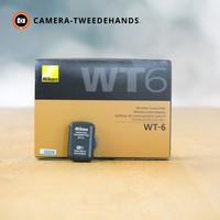 Nikon WT6 wireless transmitter -- Incl. BTW