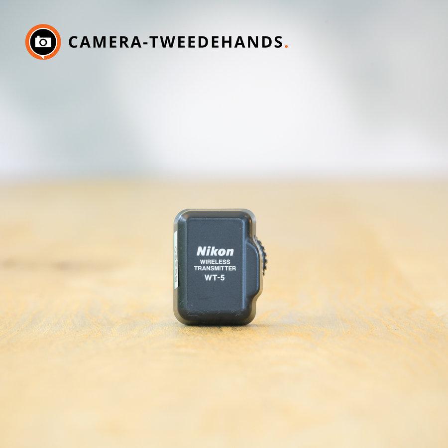 Nikon WT-5 wireless transmitter -- Incl. BTW