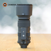 Sigma 60-600mm 4.5-6.3 DG OS HSM Sports (Nikon) -- 4 jaar garantie